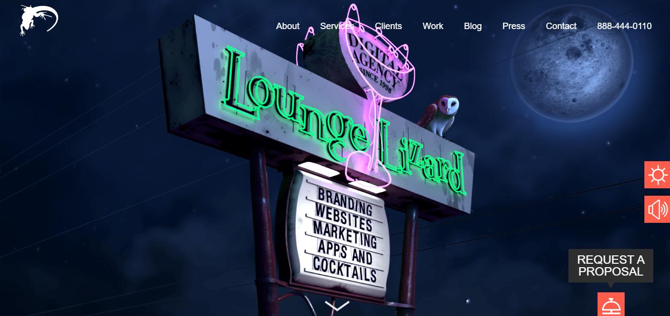 Lounge Lizard Seo Agency
