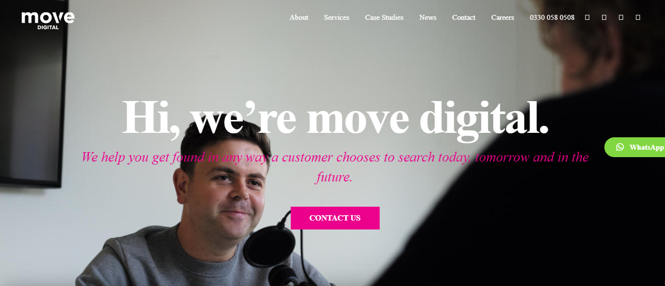 Move Digital seo agency