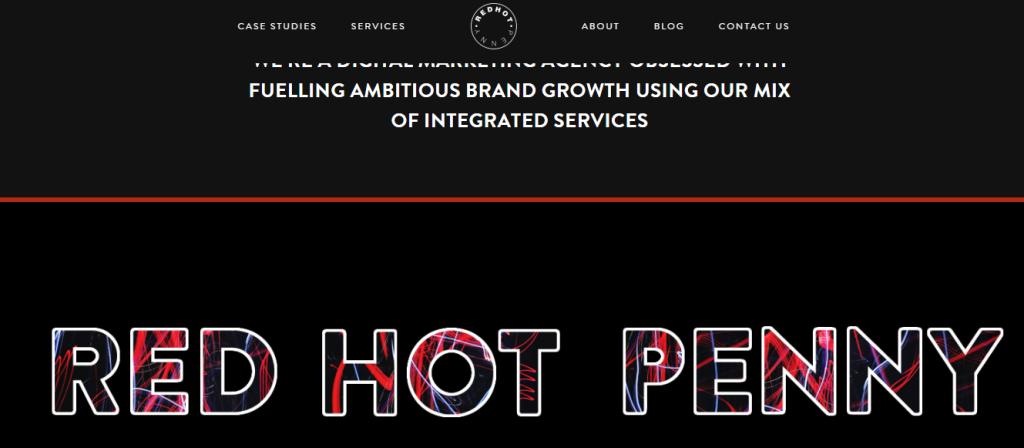 Red Hot Penny seo agency