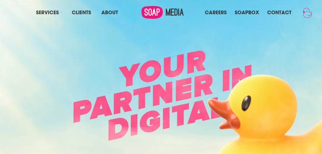 Soap Media seo agency