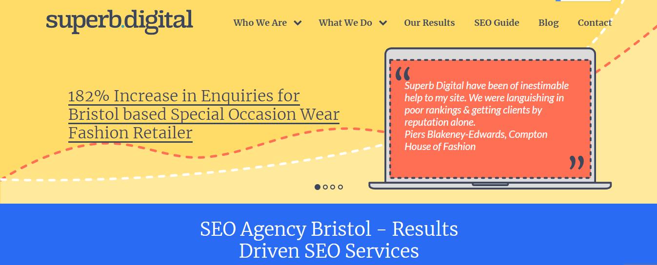 Superb Digital Seo Agency