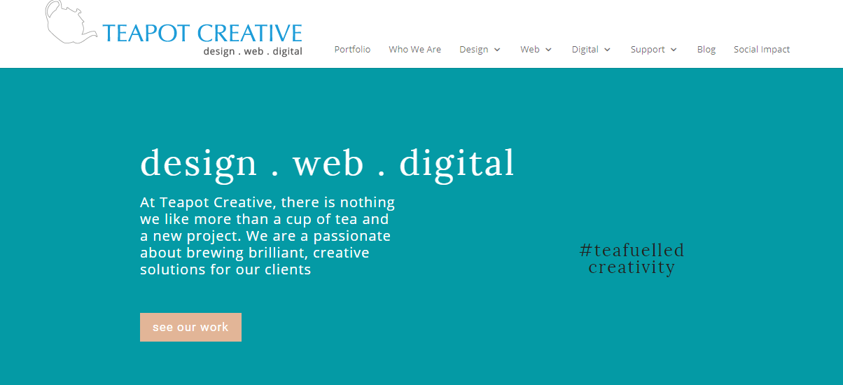 Teapot creative Seo Agency