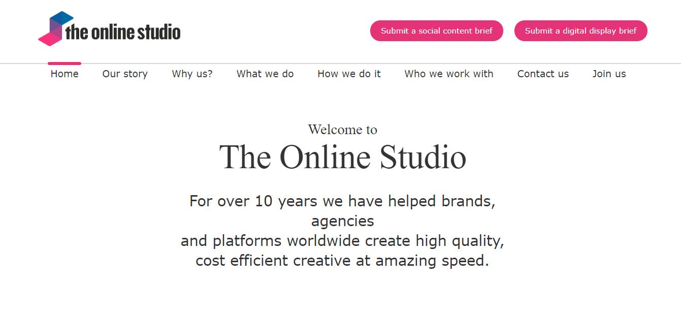 The Online Studio Seo Agency
