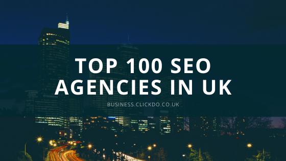 Top 100 SEO Agencies in UK