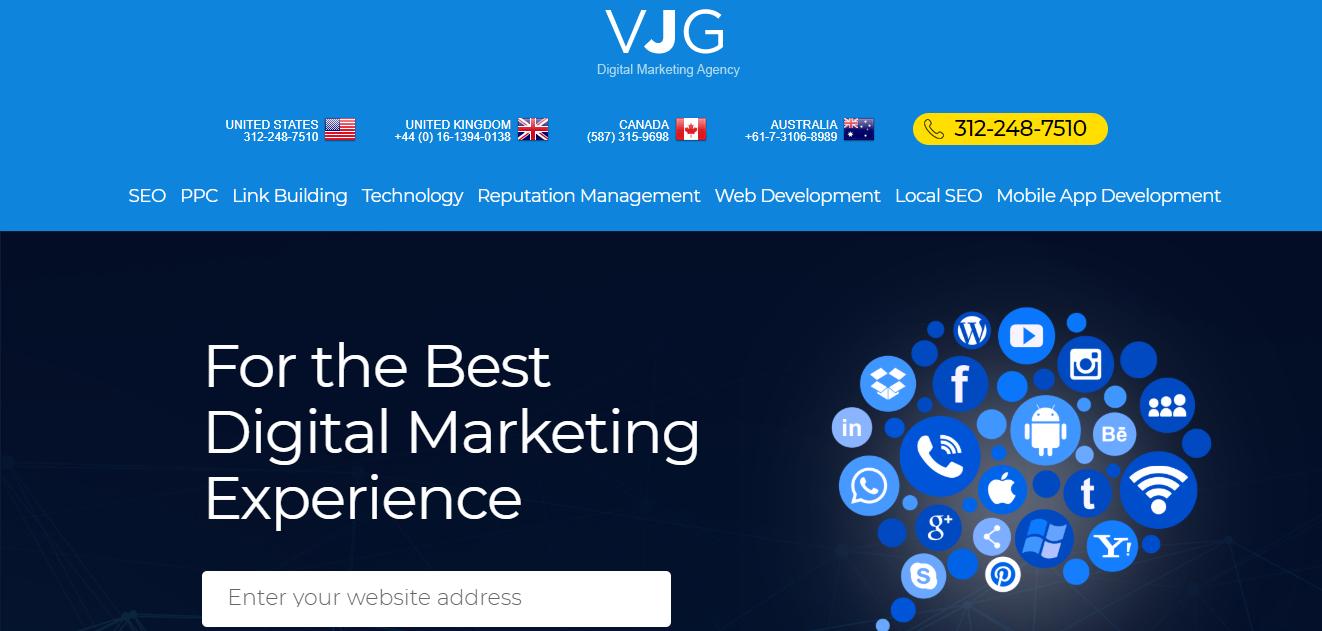 VJG Interactive Seo Agency