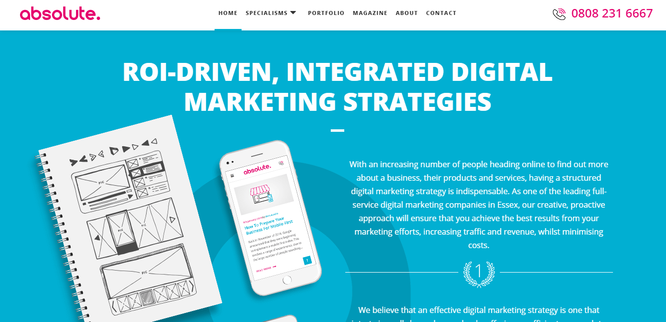 absolute Digital seo agency