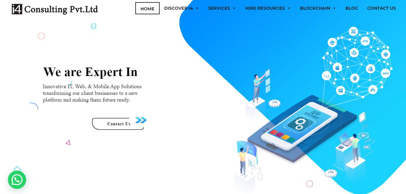 i4 Consulting Seo Agency