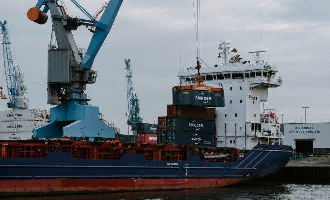 International Logistics for trade