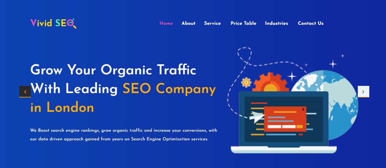 vivid Seo Agency