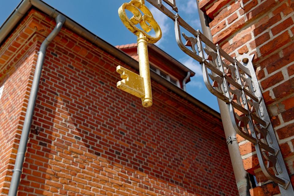 AA Lock and Key