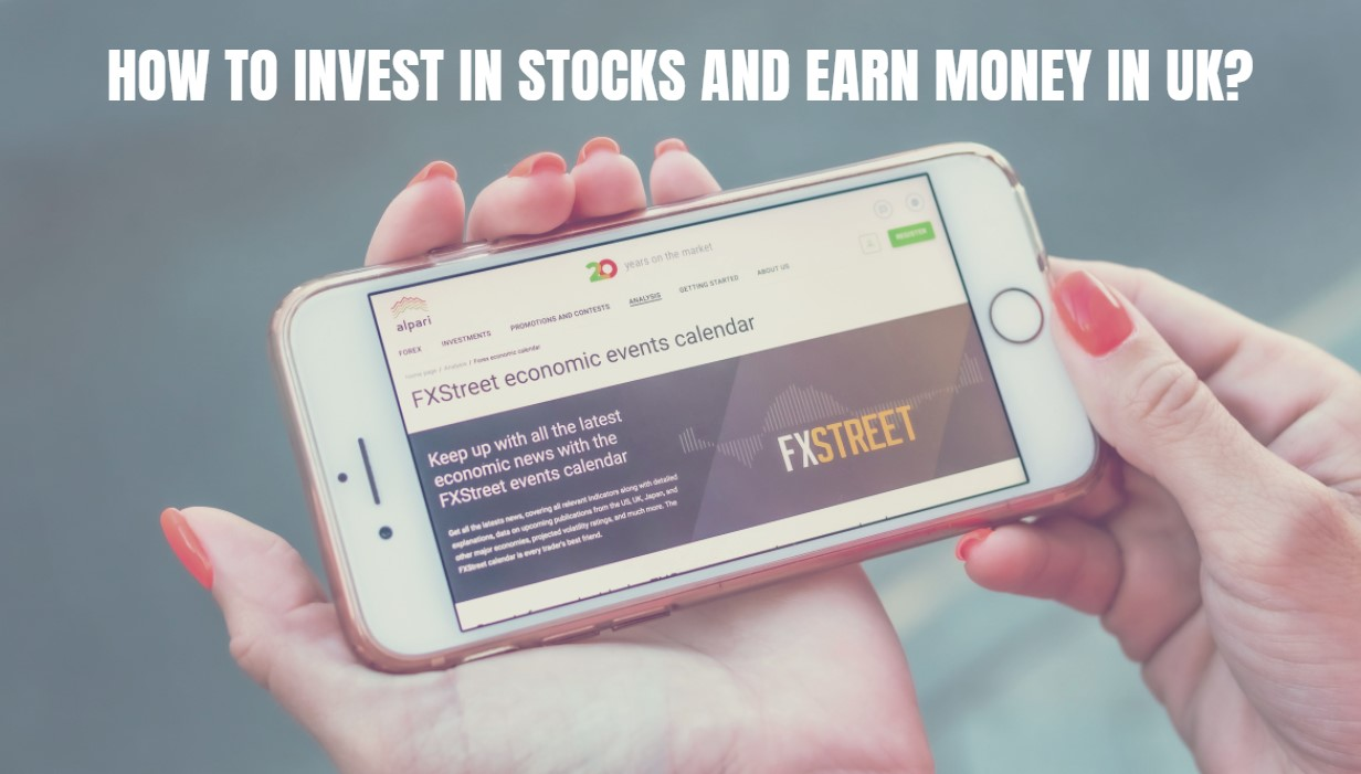 How to Invest in Stocks and Earn Money in UK