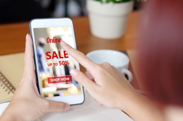 Improving online sales