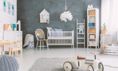 how to decorate kids' room