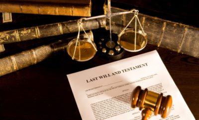 law of inheritance UK