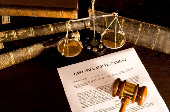 law of inheritance UK