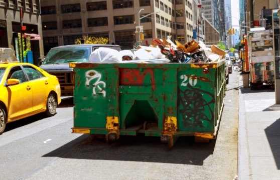 same day rubbish removal