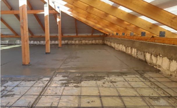 Liquid Screed Vs Concrete Screed