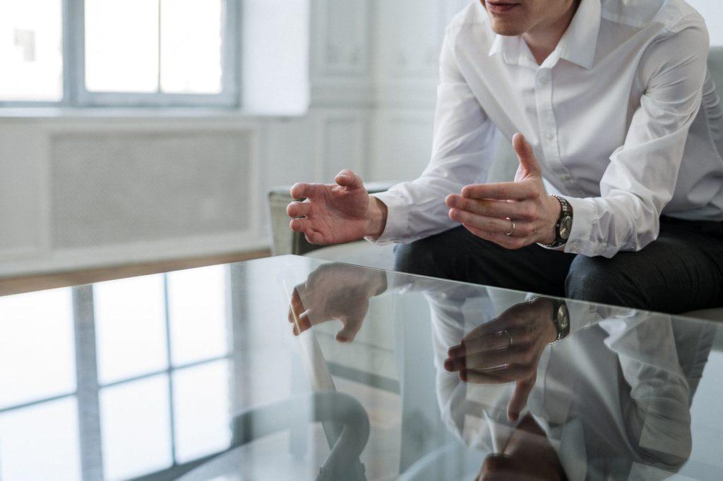 Steps involved in divorce