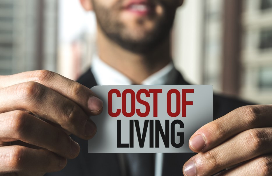 cost of living in Cardiff city