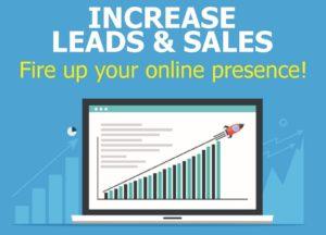 increase online presence