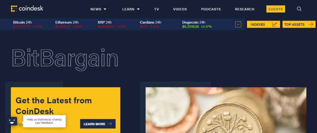 BitBargain