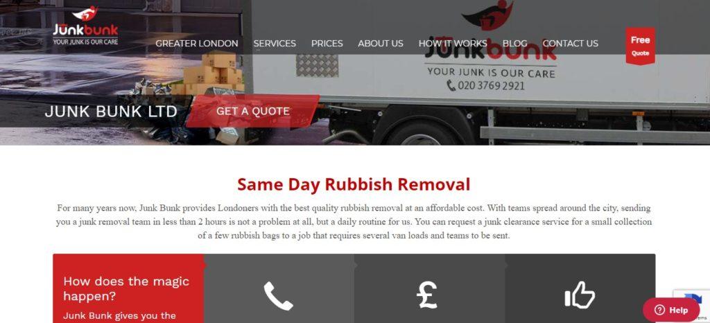 Junk Bunk Ltd
