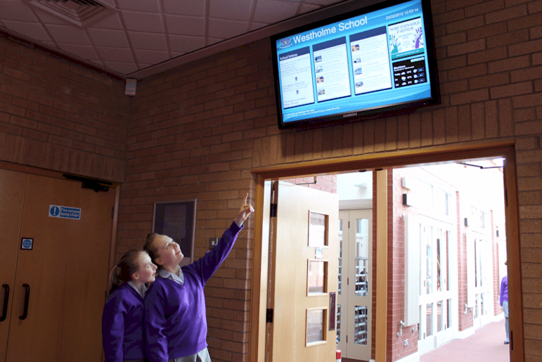 How to use Digital Signage for Schools, Campuses and institutions