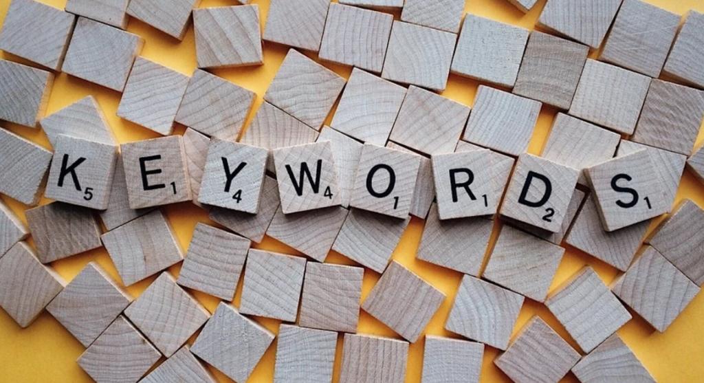 Use Target Keywords