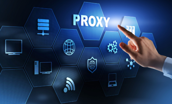 Make money from home using proxies