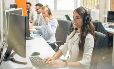successful call center