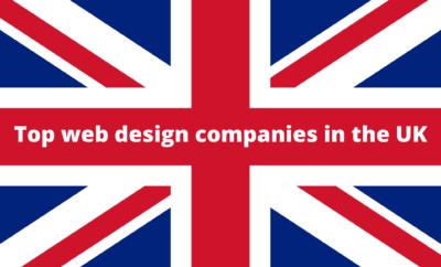 Top web design companies UK