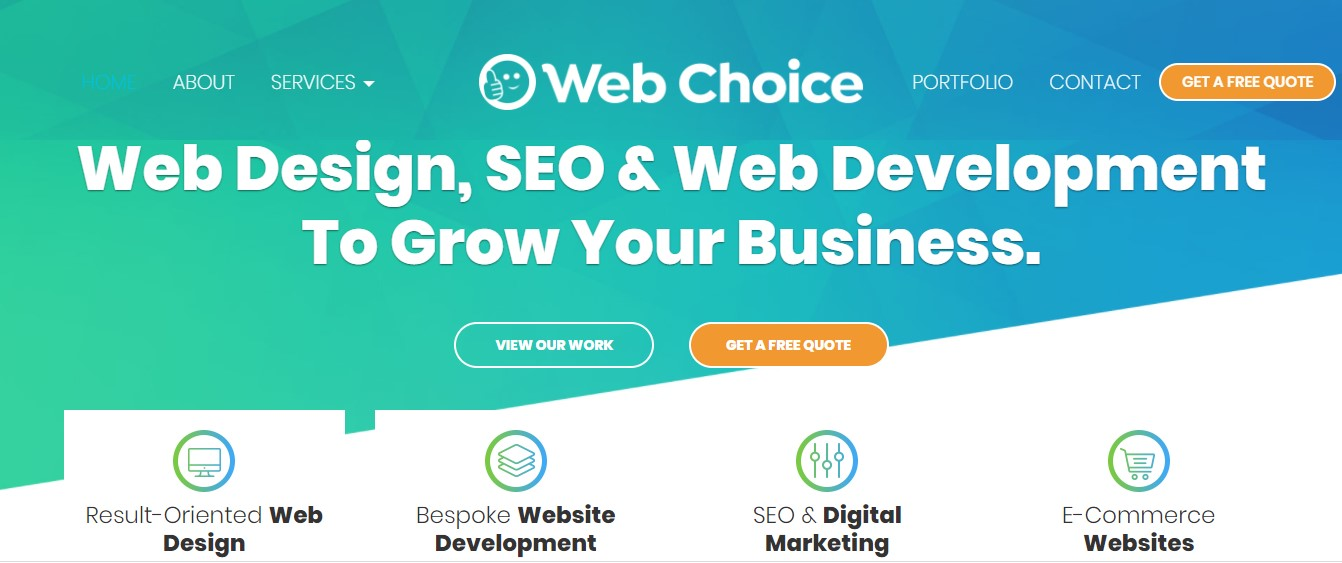 Web Choice